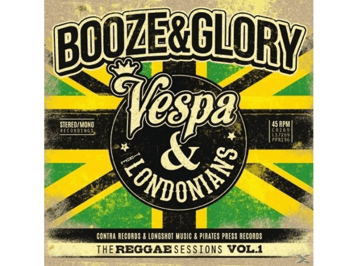 Booze & Glory 'The Reggae Session Vol. 1′