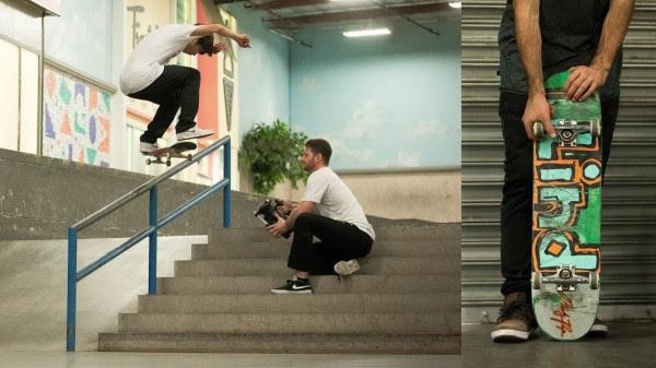 Blind Skateboards – United Nation