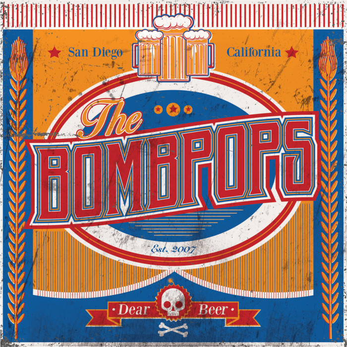 The Bombpops – 'Dear Beer' (Official Audio)