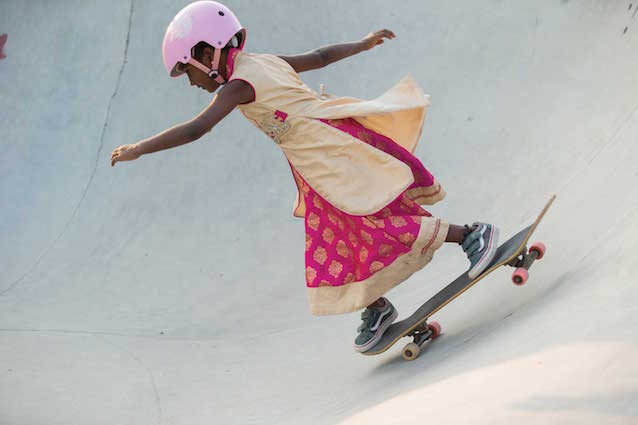 "Vans lancia la nuova campagna 2018 con ""Girls Skate India"""