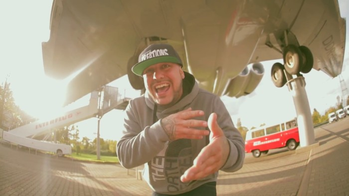 M-Dot 'Ricochet' (prod. by Whatson) cuts DJ Access