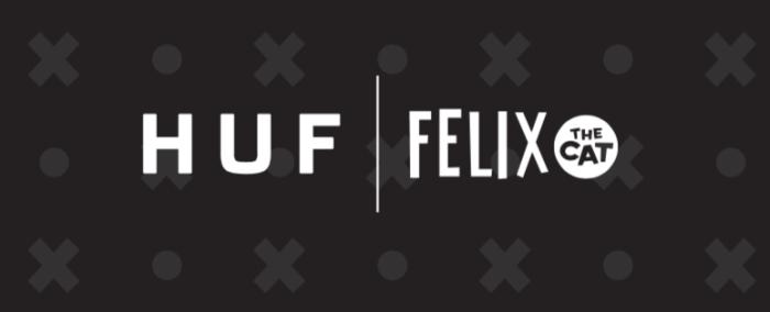 HUF x Felix The Cat