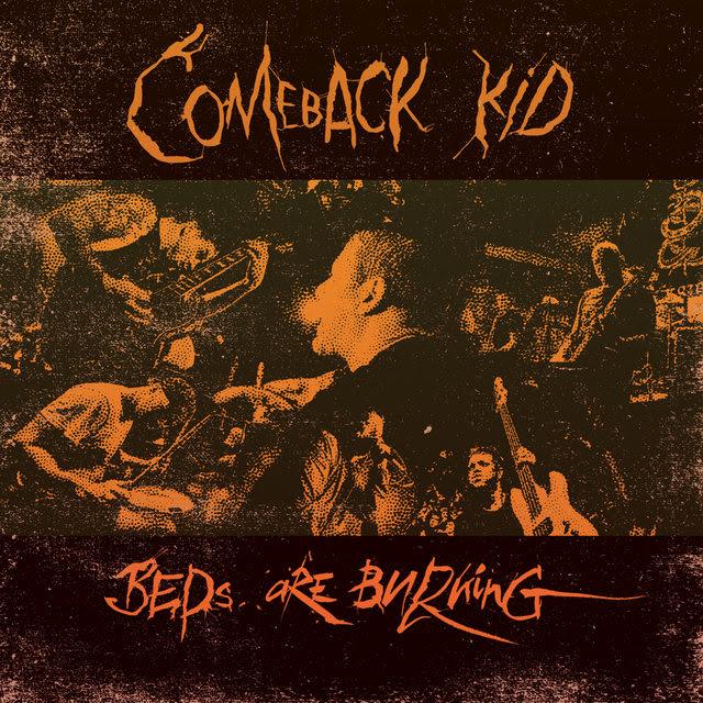 COMEBACK KID x MIDNIGHT OIL