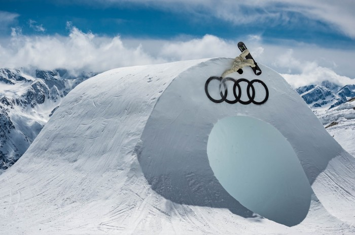 The Audi Nines 2018 (Sölden, Austria)
