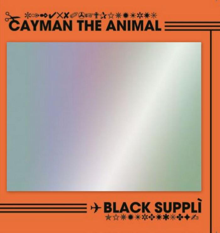 Cayman The Animal 'Black Supplì'