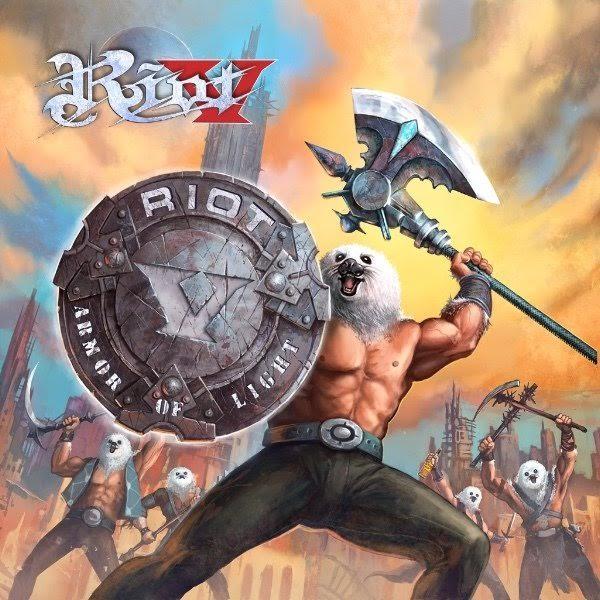 Riot V 'Armor Of Light'
