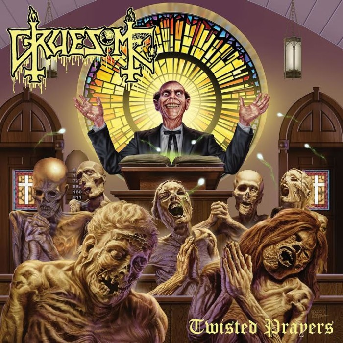 Gruesome 'Twisted Prayers'
