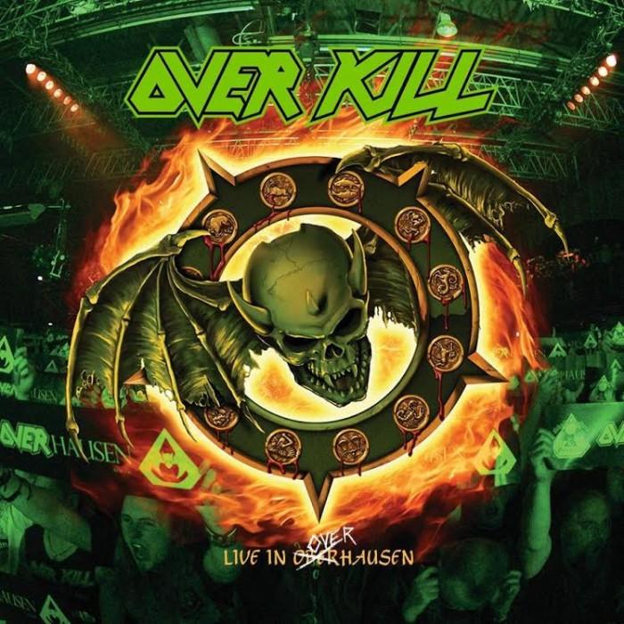 Overkill 'Live In Overhausen'