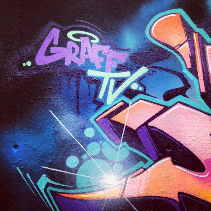 GRAFFITI TV: TWIK