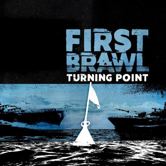First Brawl 'Turning Point'
