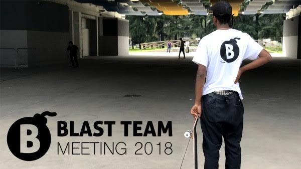 Blast Team Meeting 2018