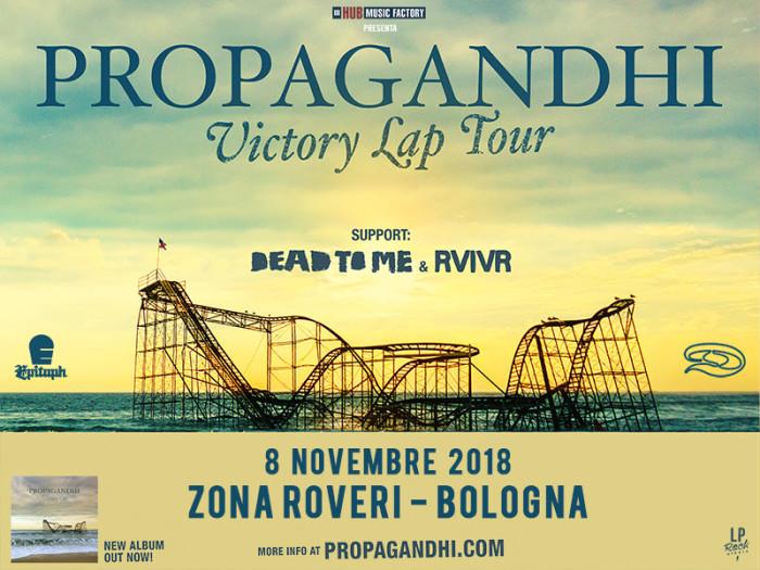 Propagandhi: una nuova data in Italia a novembre per la band canadese