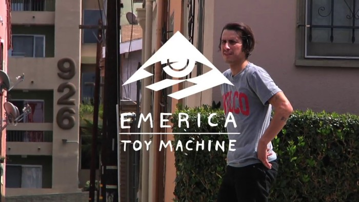 Emerica presents: Collin Provost & Leo Romero x Toy Machine