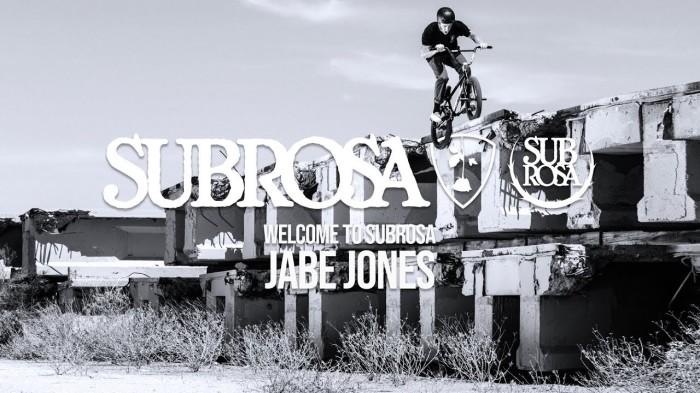 Jabe Jones – Welcome to Subrosa