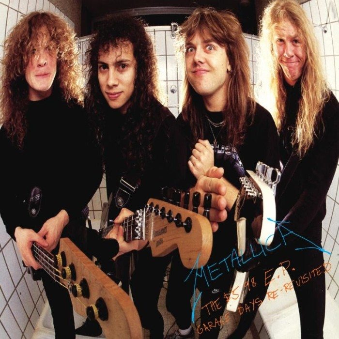 Metallica 'The $5.98 EP – Garage Days Re-Revisited'