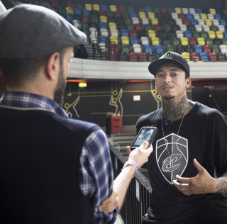 2 minutes with Nyjah Huston