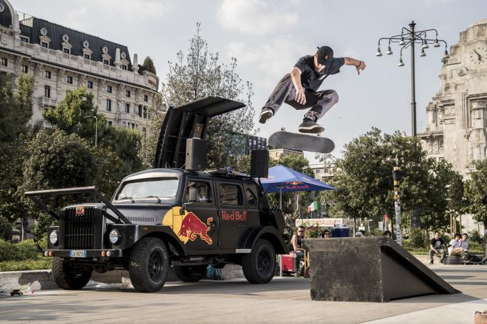 Red Bull Skate Week:  una settimana di cultura, arte e skateboarding a Milano