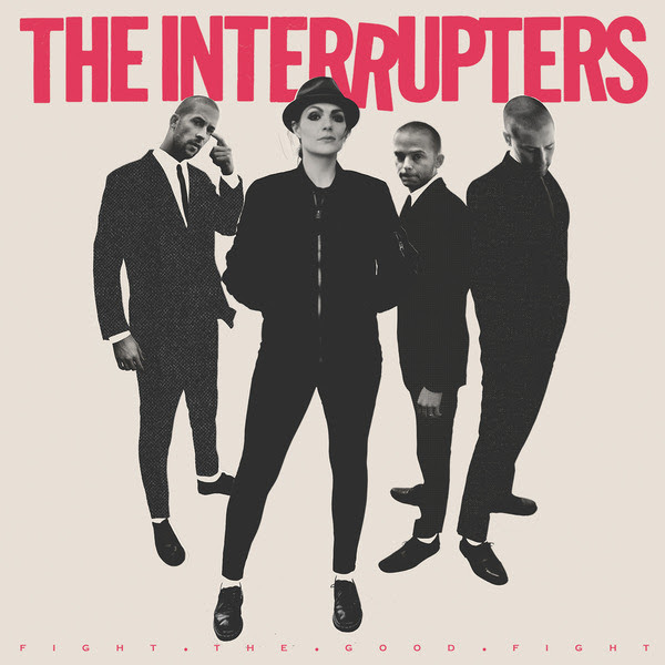 The Interrupters – il lyric video di 'Title Holder'