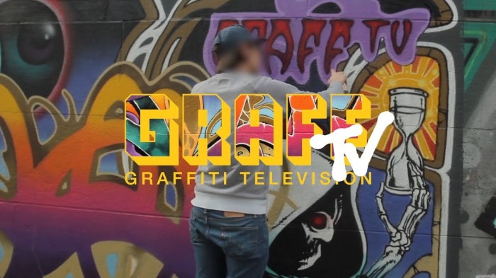 GRAFFITI TV: PAKO