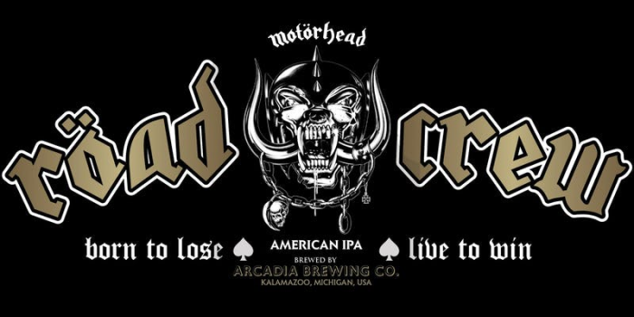 Motorhead to release Official Road Crew Beer in the United States on June 23