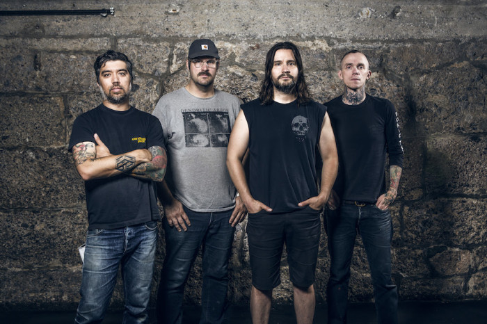 """CONVERGE RELEASE 'BEAUTIFUL RUIN' E.P. AND SHARE MUSIC VIDEO FOR 'MELANCHOLIA"""""""
