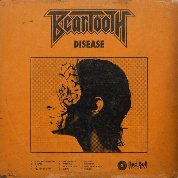 Beartooth: il nuovo album 'Disease' e il nuovo video omonimo
