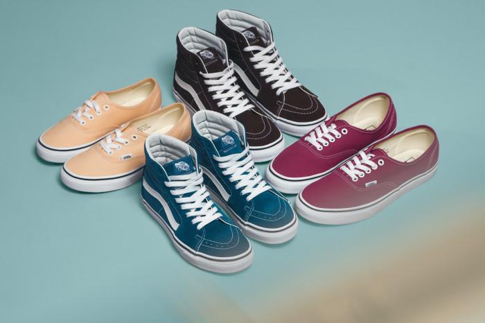 Vans presenta la nuova collezione Color Theory per la FW18