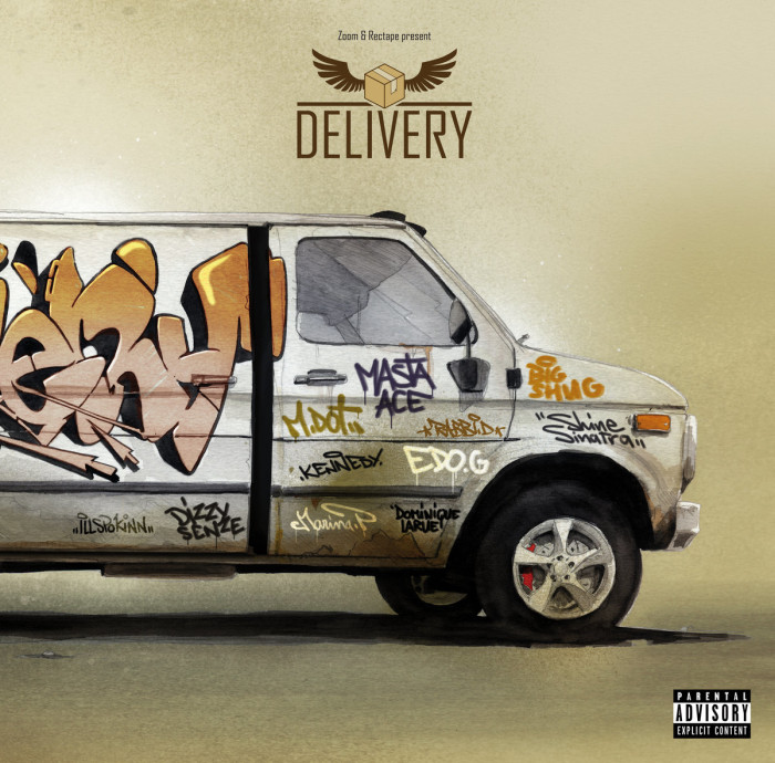 Zoom & Rectape – 'Delivery' [Album]