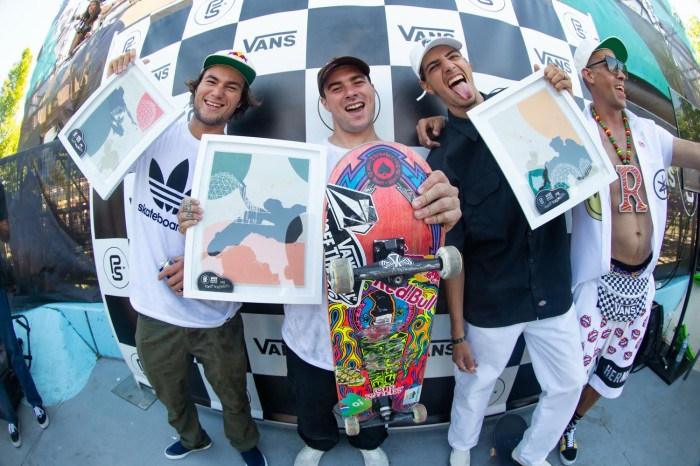 Pedro Barros claims back to back Vancouver title victory at 2018 Vans Park Series Canada Qualifiers