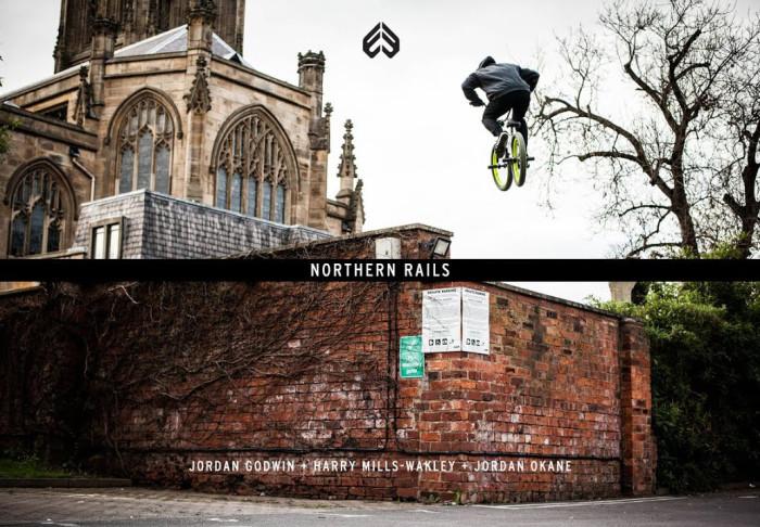Éclat BMX – Northern Rails – Godwin / Okane / Mills-Wakley