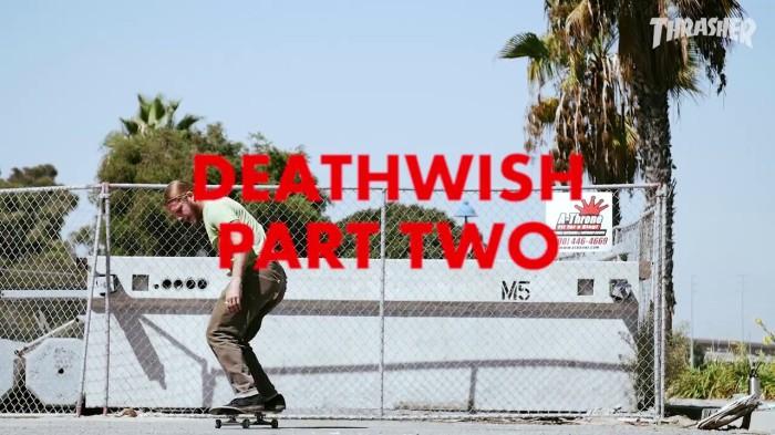 Deathwish 'Part Two': Lizard King & Jon Dickso