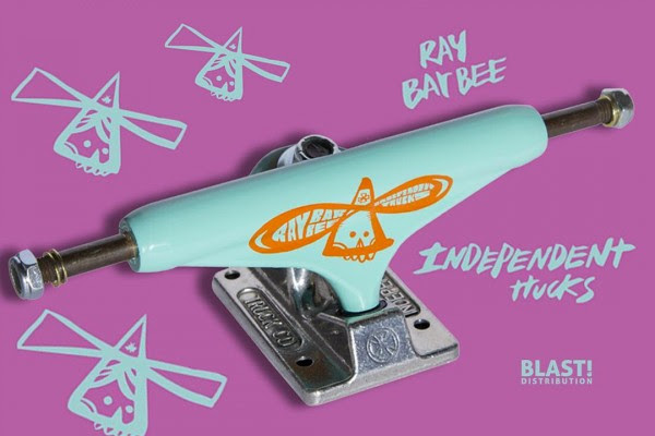 Independent Trucks – Ray Barbee