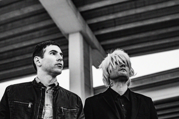 INDUSTRIAL/PUNK DUO STREET SECTS ANNOUNCE NEW LP, PREMIERE SINGLE