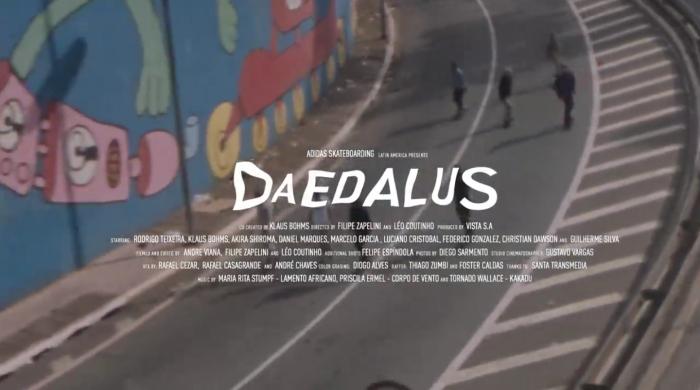 adidas Skateboarding presenting /// Daedalus