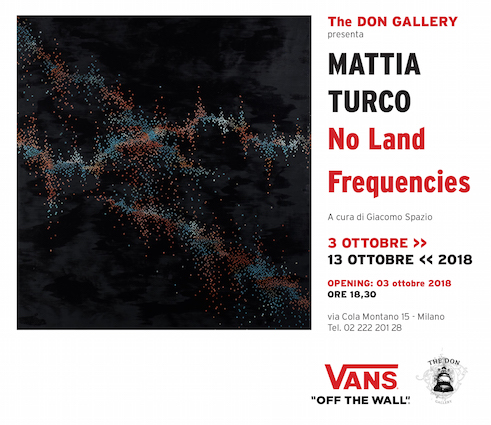Vans supporta la prima mostra di Mattia Turco, skater ed artista poliedrico