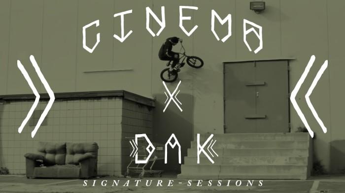 Dakota Roche Signature Sessions – Cinema BMX