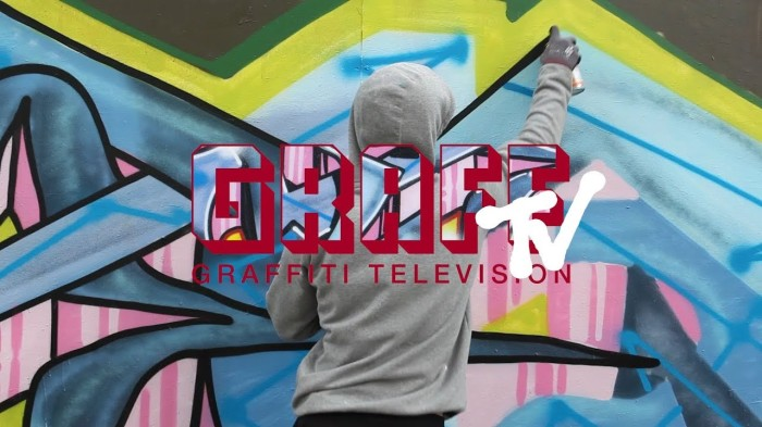 GRAFFITI TV: EEIZM