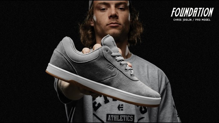 etnies – Joslin Pro Wear Test: Active HQ