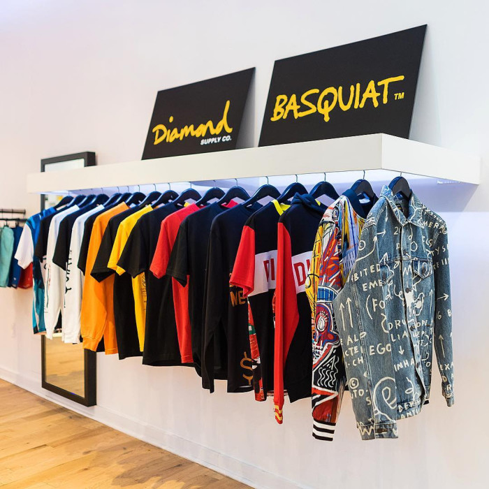 DIAMOND X BASQUIAT COLLECTION