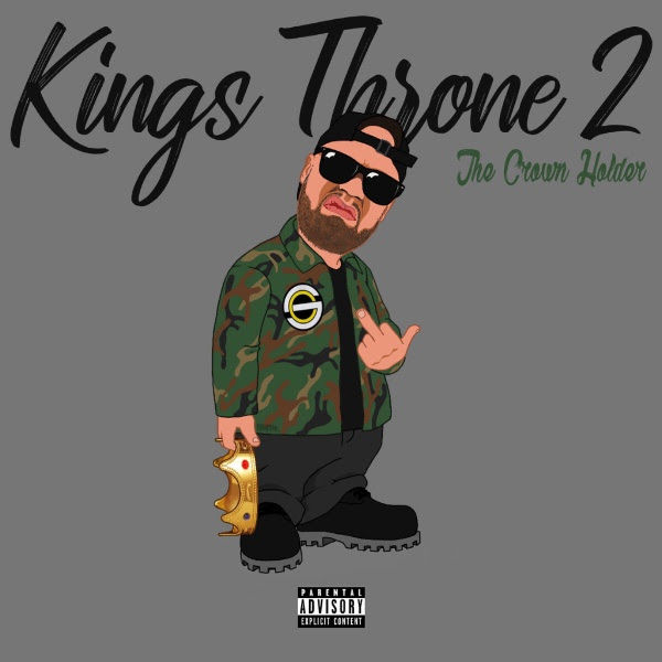 Supreme Cerebral 'Kings Throne 2: The Crown Holder'