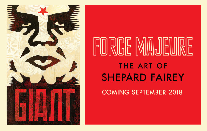 WK | Shepard Fairey at MMOMA