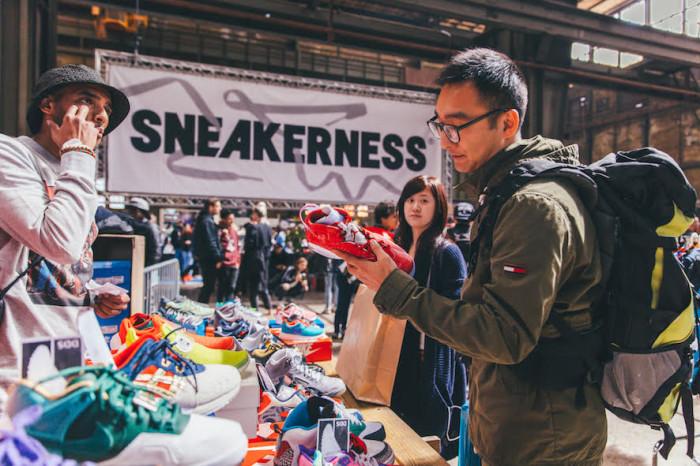 Approda in Italia Sneakerness: il 6 e 7 ottobre a Milano l'evento internazionale di sneaker culture