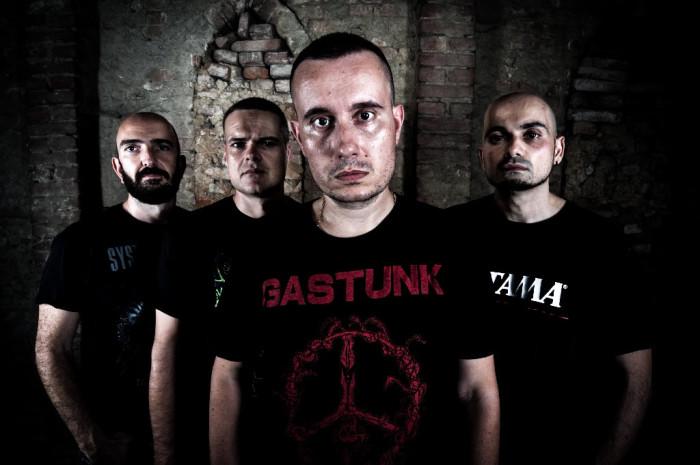 Cripple Bastards announce new album 'La Fine Cresce Da Dentro'