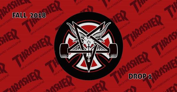 Indy X Thrasher: una collaborazione da non perdere