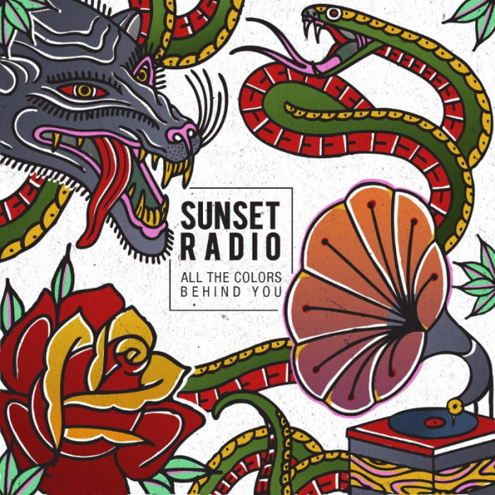 Sunset Radio 'All The Colors Behind You'