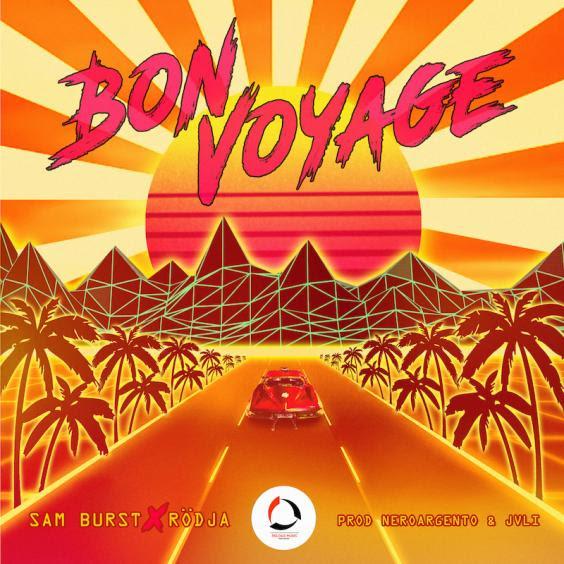 'Bon Voyage': una collaborazione a tempo di musica tra il team surf Quiksilver Italy e il cantante torinese Rödja