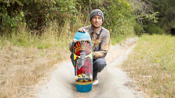 Santa Cruz Skateboards – Guzman 'Devine Diner'