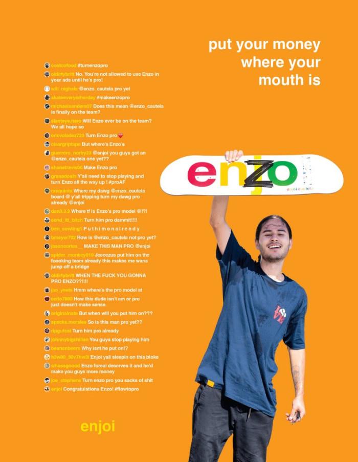 Enzo #flowtopro