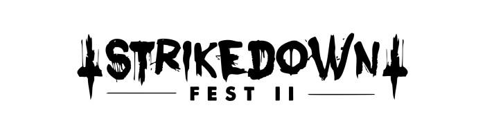 STRIKEDOWN FEST FRIDAY 8TH FEBBRAIO | SABATO 9 FEBBRAIO @CUEVAROCK, QUARTUCCIU (CA)