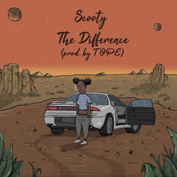 Scooty – 'The Difference' (Produced by TOPE)